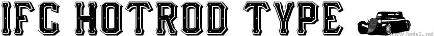 I.F.C. HOTROD TYPE