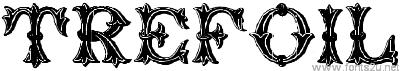 TREFOIL CAPTITALS