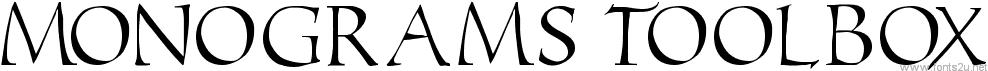 MonogramsToolbox