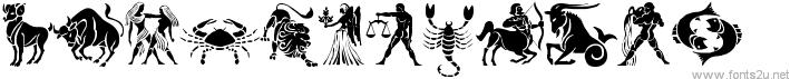 slzodiac stencils