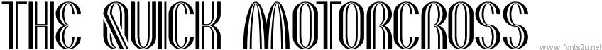 the quick motorcross