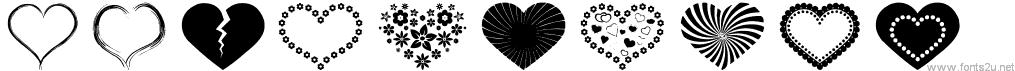 Sexy Love Hearts 2