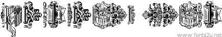 Silverland Ornate