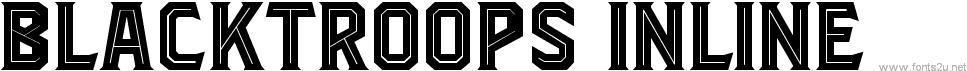 Blacktroops Inline
