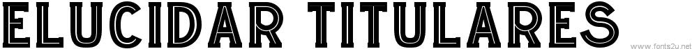 LGF ELUCIDAR TITULARES