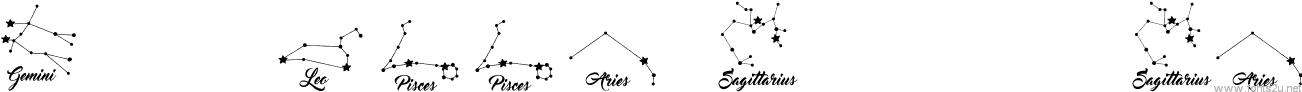 Constellations Ostia