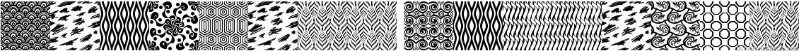 Seamless Patterns Various