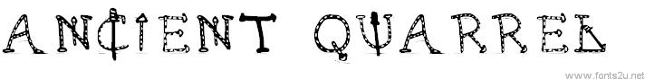 ANCIENT  QUARREL