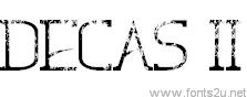 Decas II